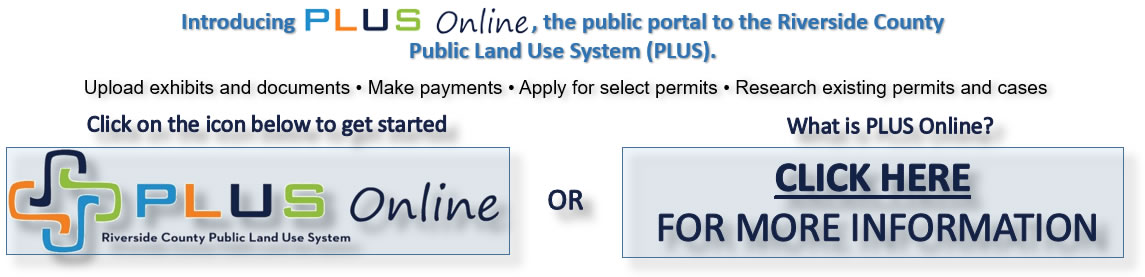 Information for PLUS Online